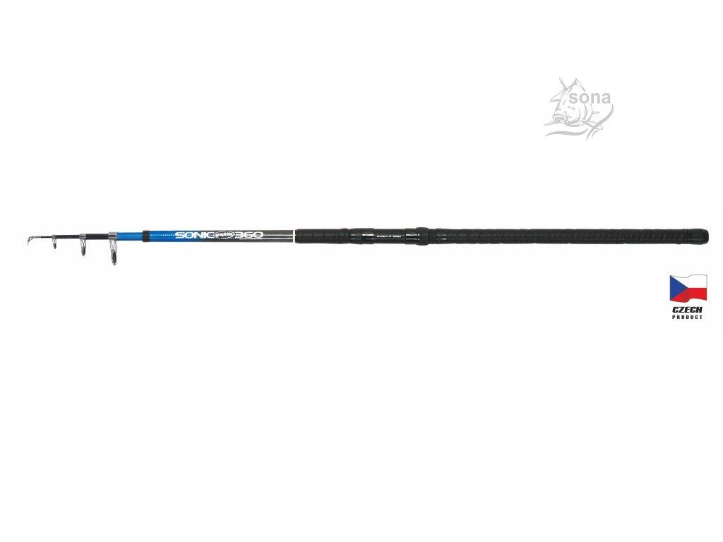Rybářský prut SONIC 380 GRAPHITE