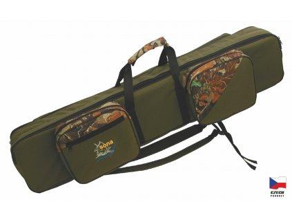 Rybářská taška SONA model S 100 cm dvoukomorová