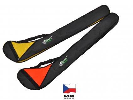 Obal na floorbalové hokejky (max 3 ks.)