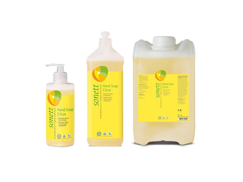 mydlo citron