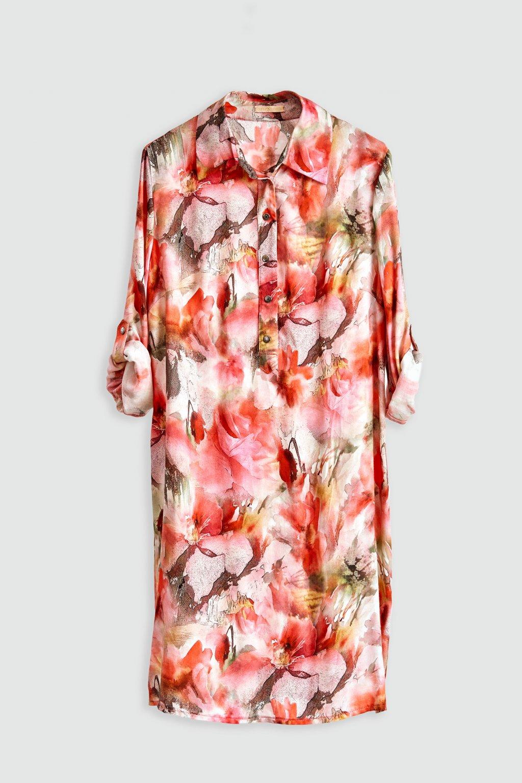 Dámské košilové šaty