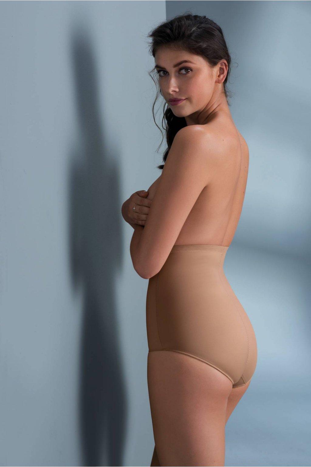 Stahovací kalhotky Twin shaper short tělové - Anita