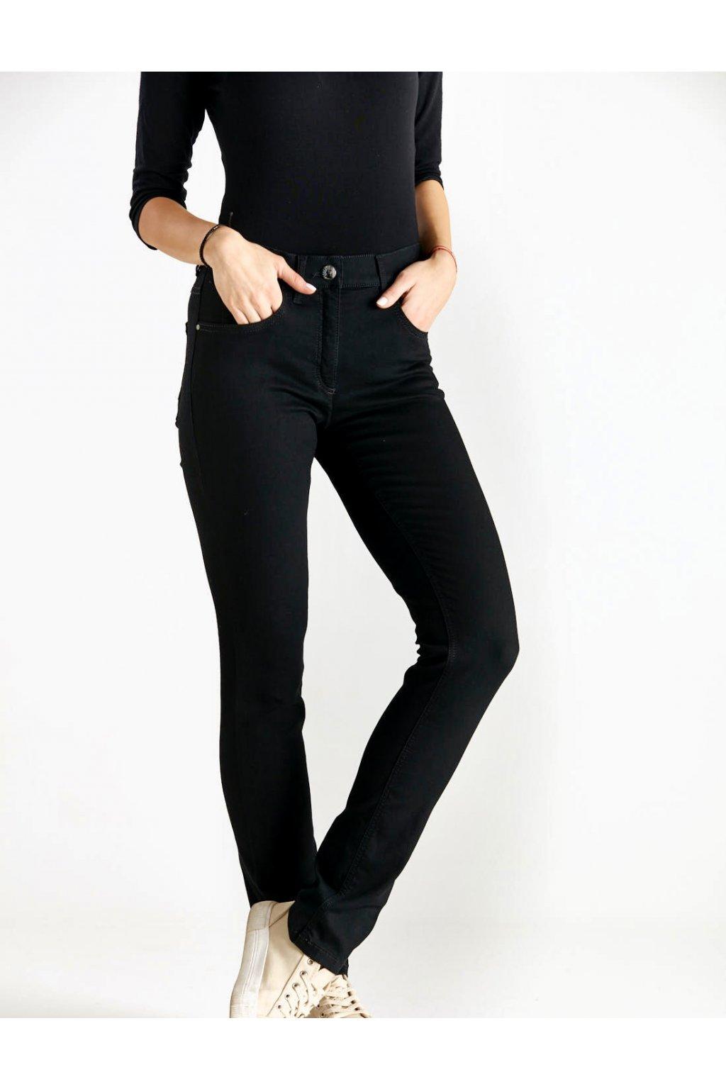 Dámské riflové kalhoty Zerres Twiggy černá