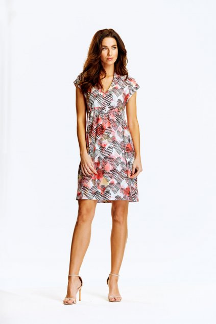 Dámské šaty s tunýlkem