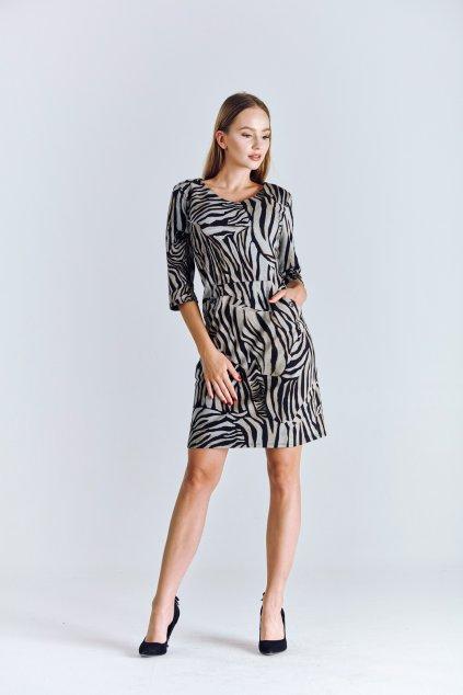 dámské pouzdrové šaty