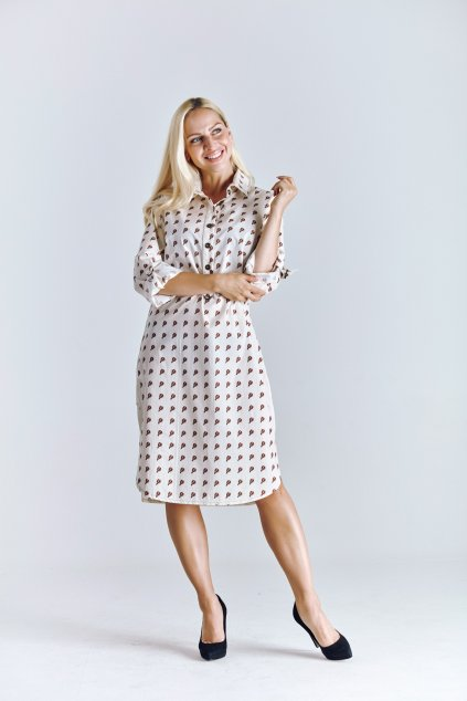 dámské šaty bavlna