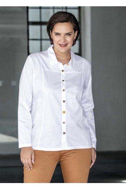 Dámská košilová halenka Bagoraz