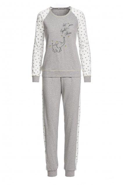 Dámské pyžamo Vamp se slonem