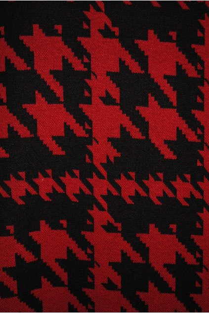 Úplet černo-červený