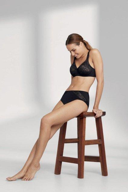 Podprsenka soft bez kostic Selena černá - Anita
