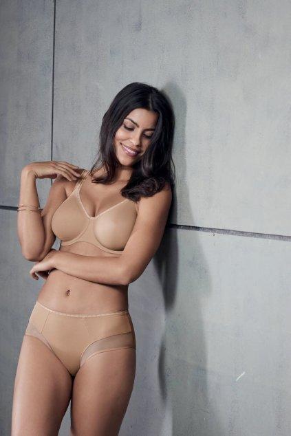 Podprsenka s kosticí Twin Firm tělová - Anita