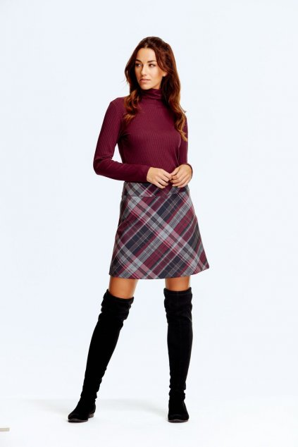 Dámská sukně áčková
