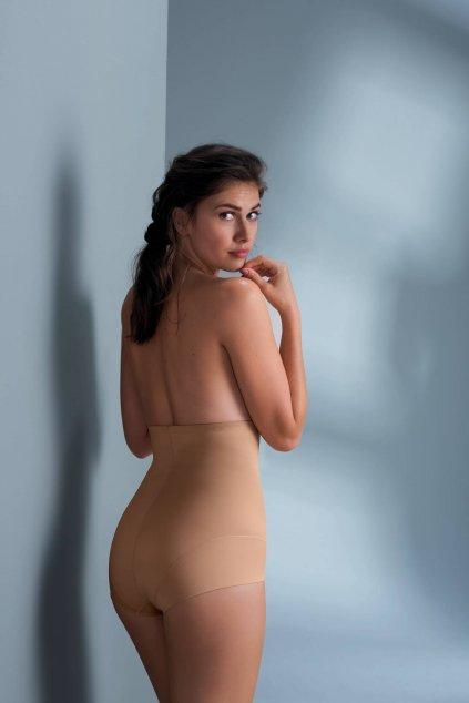 Stahovací kalhotky Twin shaper firm high tělové - Anita