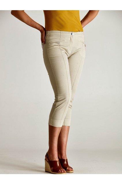 Dámské kalhoty Zerres Sarah kostka