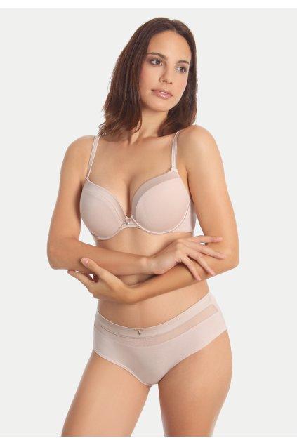 Kalhotky Panty Sensual Morning Sassa - tělová