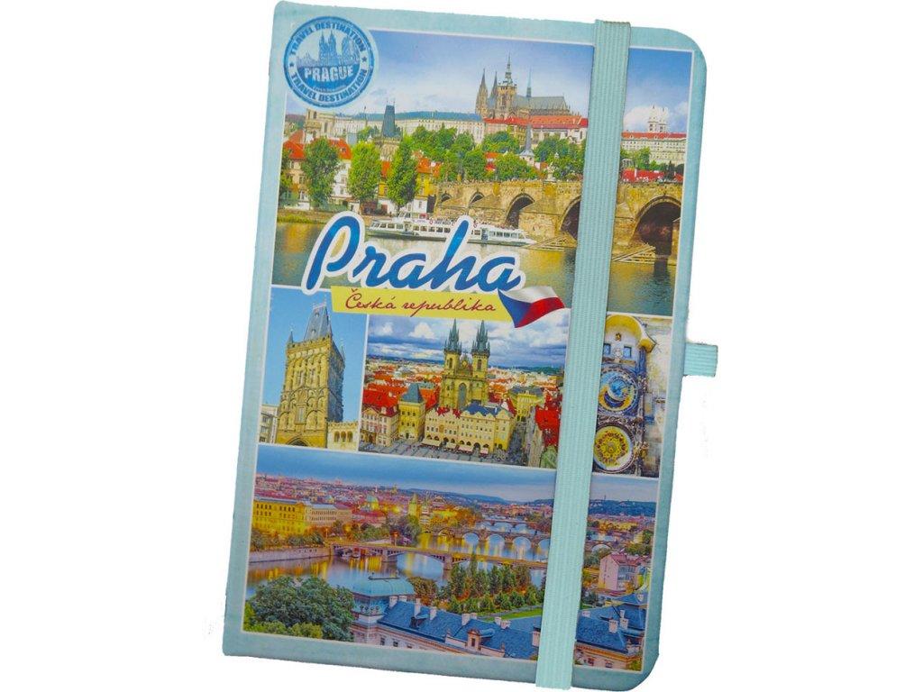 Deníček foto Praha