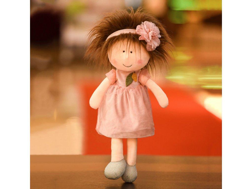 Plyšová panenka Sandy