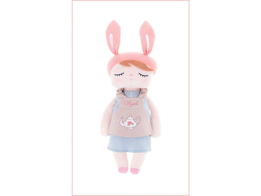 Plyšová panenka Angela/teapot