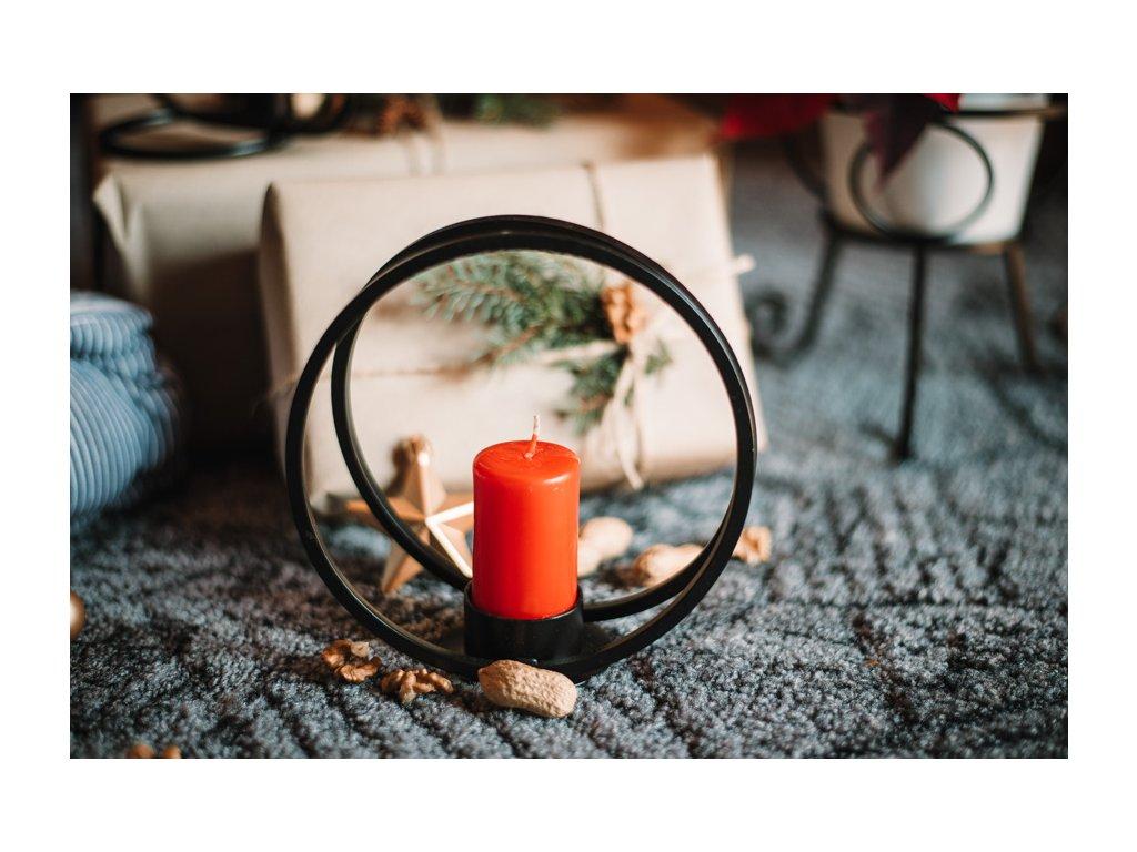Svícen kruh