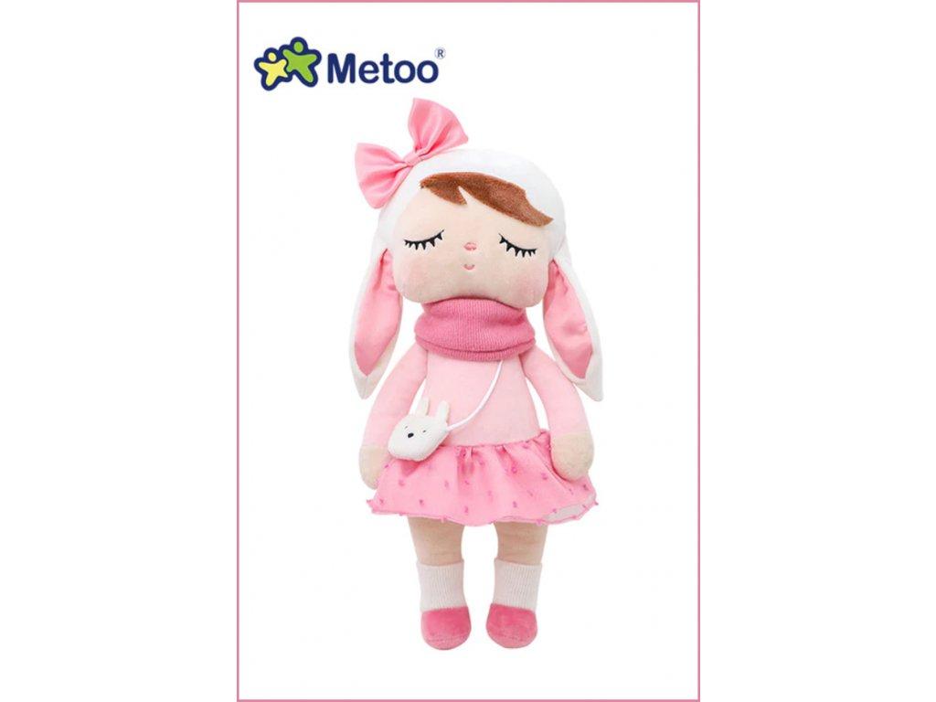 Plyšová panenka Angela - Fashion - 34cm