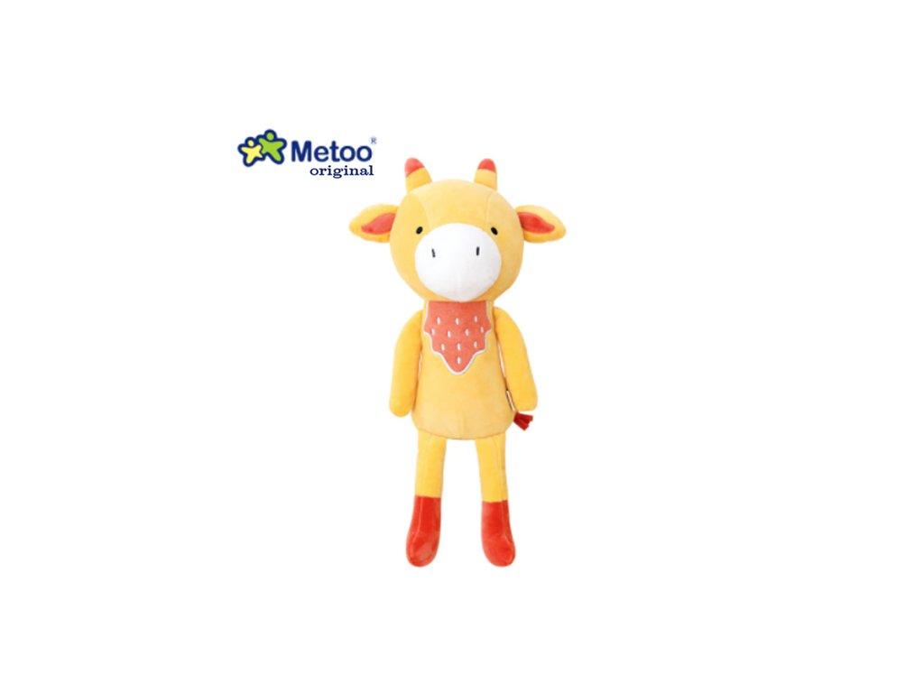 35cm metoo cartoon stuffed animals plush toys fox giraffe squirrel koala dolls for kids girls plisova panenka hadrova panenka