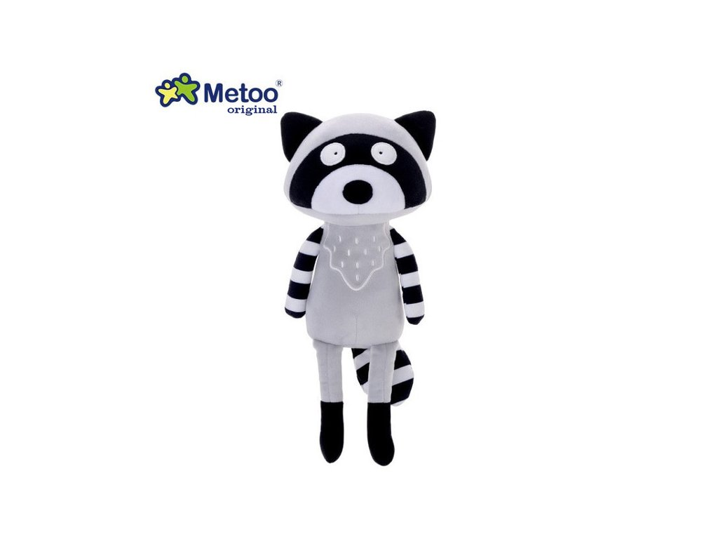 35cm metoo cartoon stuffed animals plush toys raccoon giraffe squirrel koala dolls for kids girls plisova panenka hadrova panenka