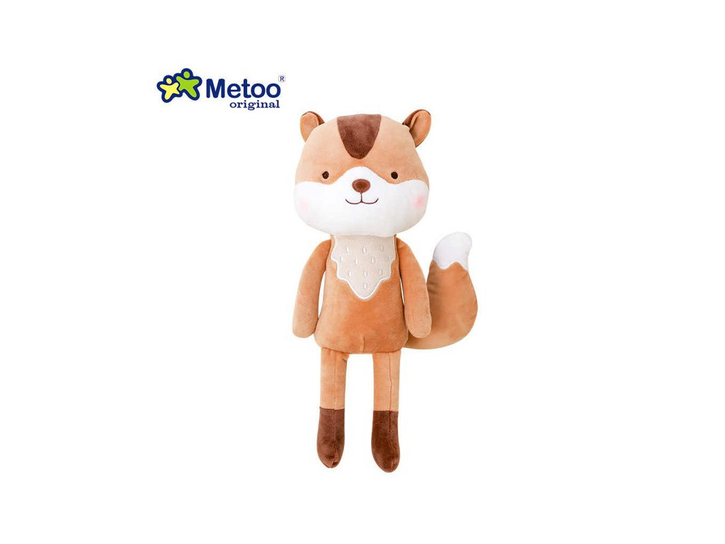 35cm metoo cartoon stuffed animals plush toys fox raccoon giraffe squirrel koala dolls for kids girls plisova panenka hadrova panenka