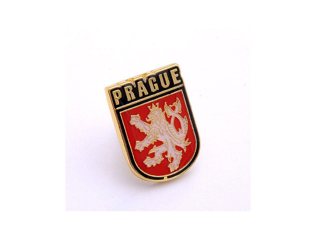 Odznak ČR – malý státní znak České republiky, český lev