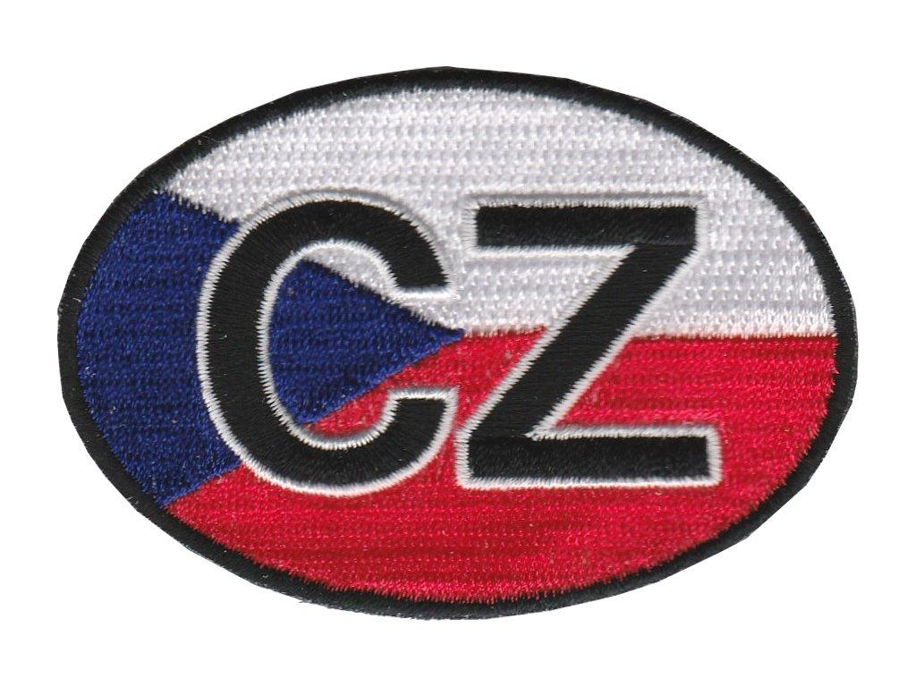 Nášivka - CZ