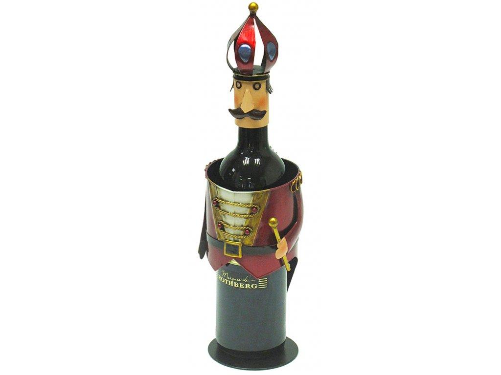 Stojan na víno Král