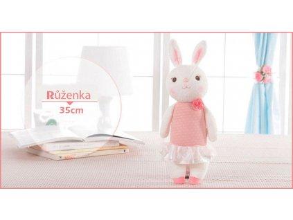 Rabbit Plush Toys Metoo 1 35cm 13cm 8cm copy copy copy
