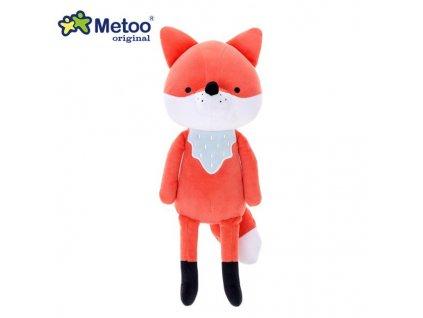 35cm metoo cartoon stuffed animals plush toys fox raccoon giraffe squirrel dolls for kids girls plisova panenka hadrova panenka