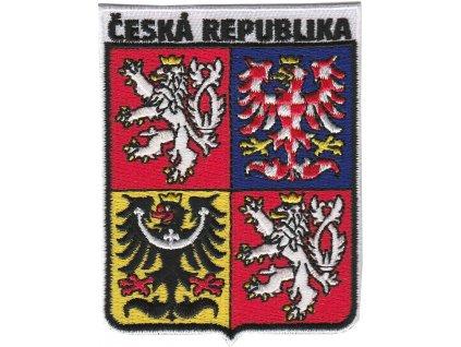 Nášivka - velký státní znak České republiky