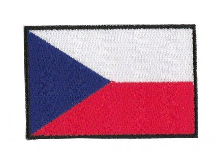 Nášivka - Česká vlajka