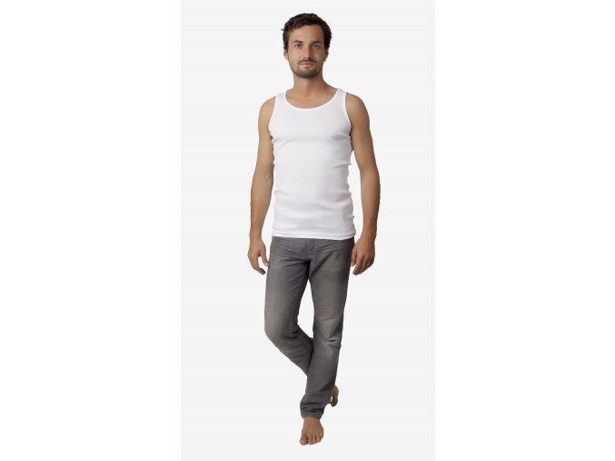 COONOOR pánský nátělník 17-625 bílá