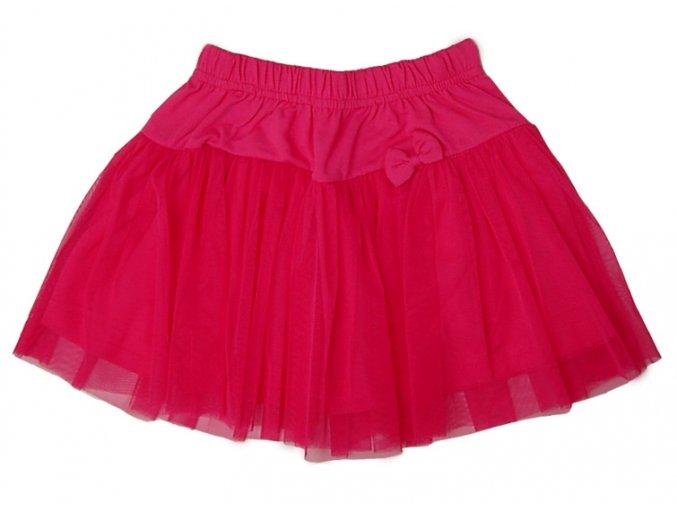 sukně CHrisma červená