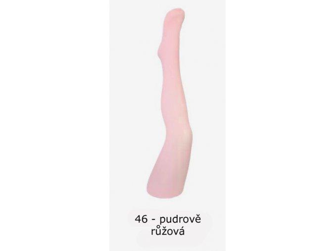 RA 09 46 pudrově růžová