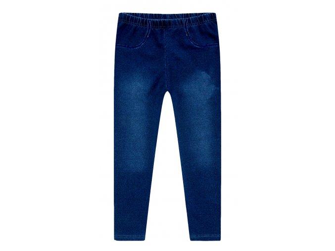 KUGO legíny dívčí KK9899 barva jeans, N