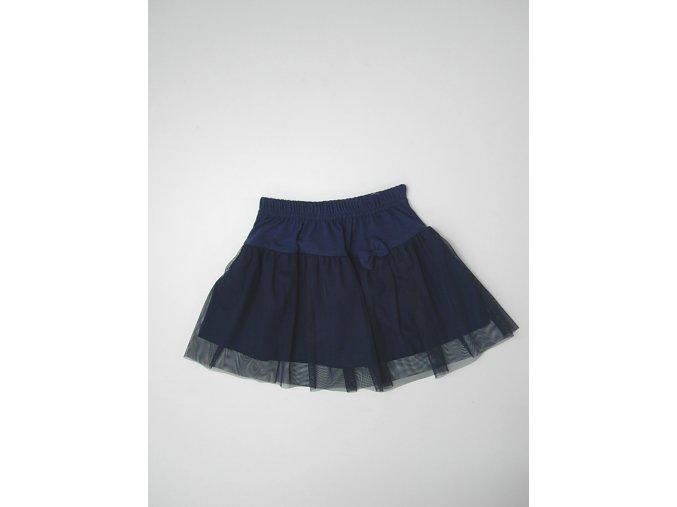 sukně Chrisma tmavě modrá