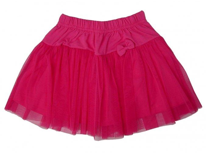 sukně CHrisma růžová tmavá