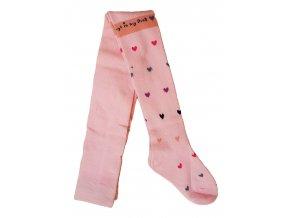 YO dívčí punčocháče 03-26 růžová, N