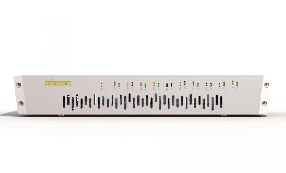 SOtM audiofilské switche
