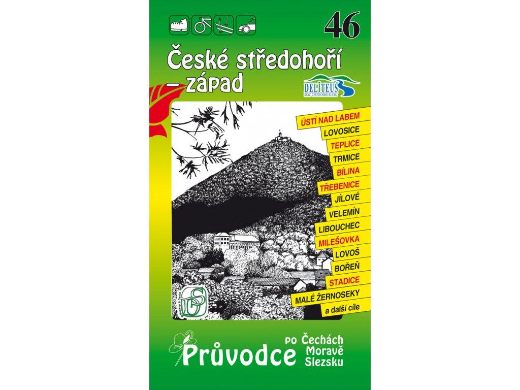 České středohoří - západ