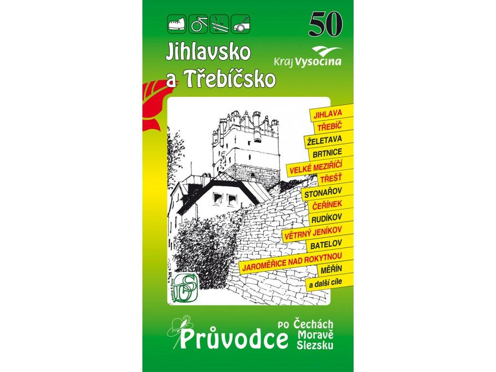 Jihlavsko a Třebíčsko