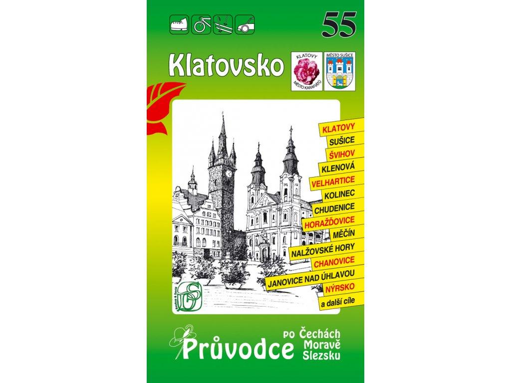 Klatovsko - průvodce č. 55