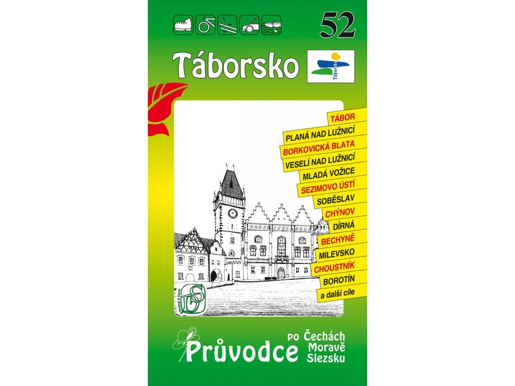 Táborsko - průvodce č. 52