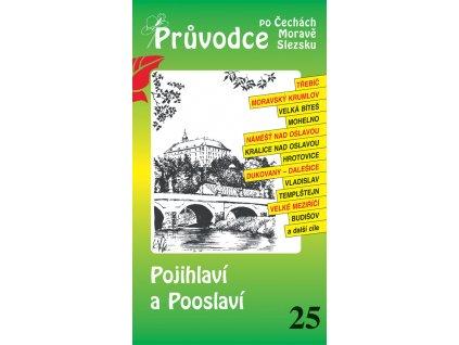 Pojihlaví a Pooslaví - průvodce č. 25