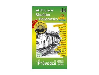 Slovácko - Hodonínsko - průvodce č. 44