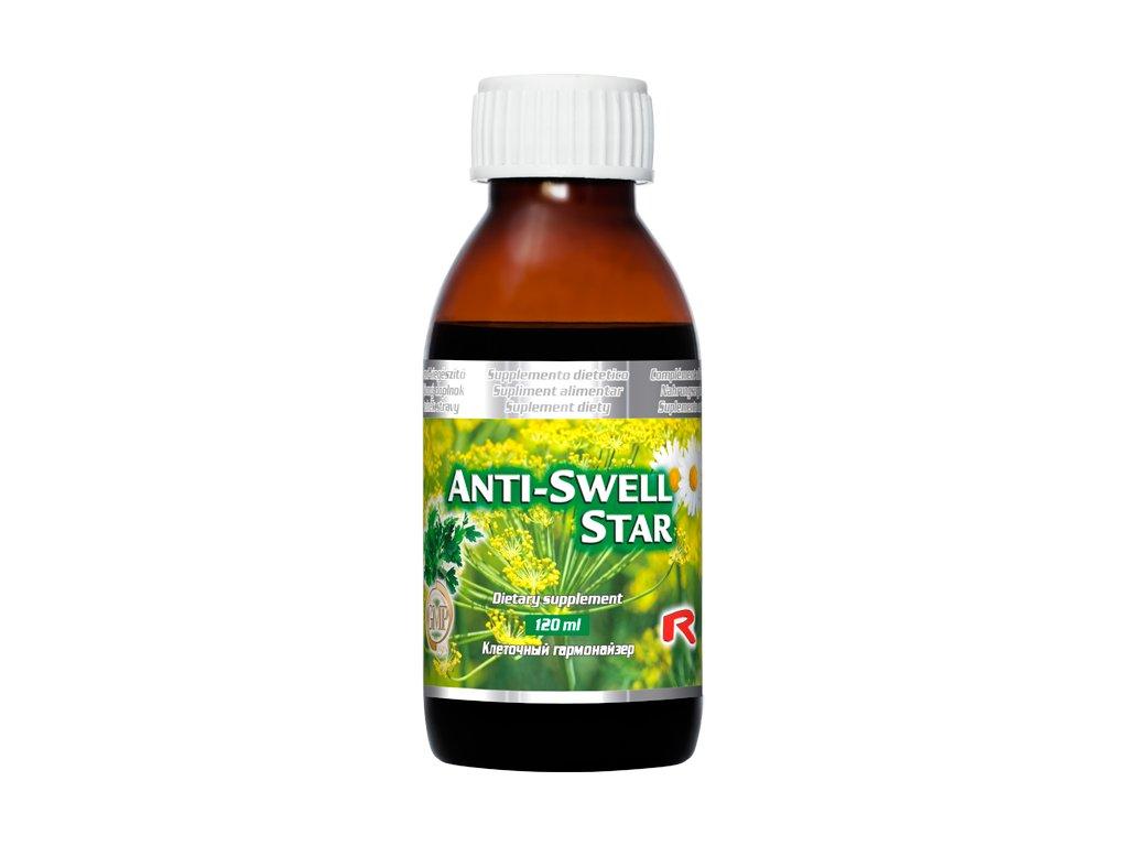 ANTI-SWELL STAR, 120 ml - anýz, koriandr, heřmánek – trávení