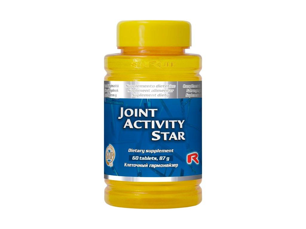 JOINT ACTIVITY STAR, 60 tbl - chondroitin, MSM, kolagen…